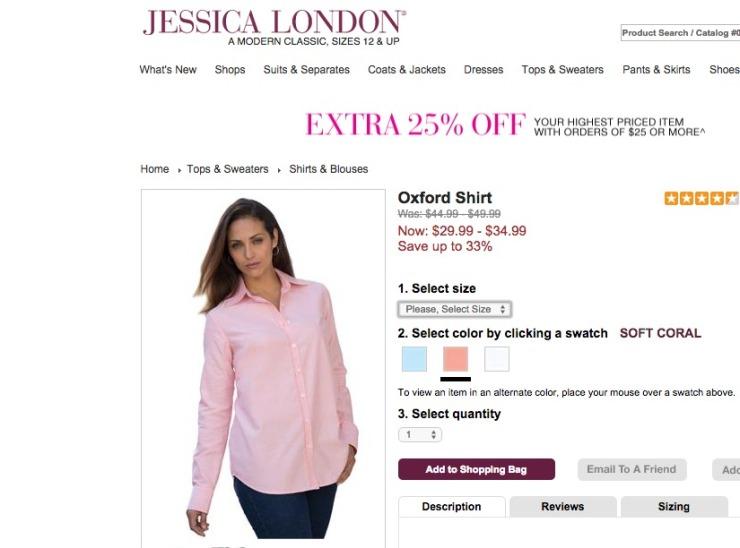 jessica london screenshot